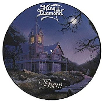King Diamond - Them (LP, picture disc)