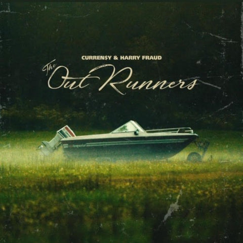 Curren$y & Harry Fraud - The OutRunners (LP)