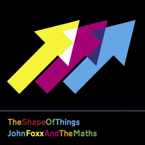 John Foxx And The Maths - The Shape Of Things (LP)