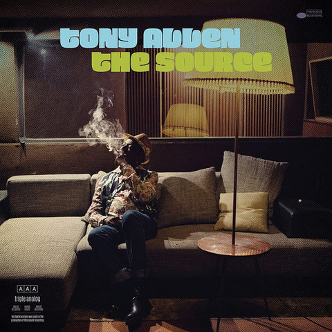 Tony Allen - The Source (2xLP)