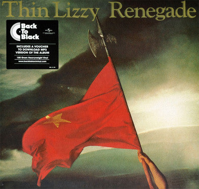Thin Lizzy - Renegade (180g LP)