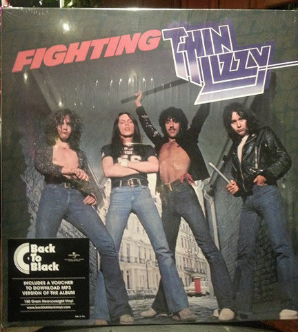 Thin Lizzy - Fighting (180g LP)