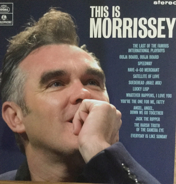Morrissey - This Is Morrissey (LP)