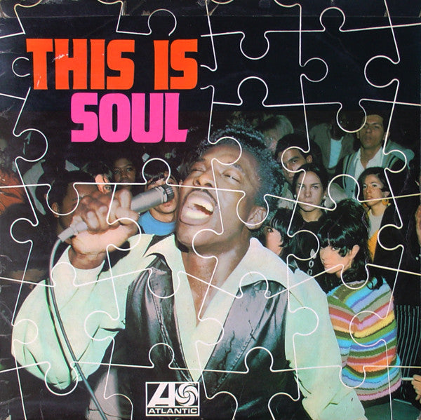 Various - This Is Soul (LP)