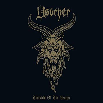 Usurper - Threshold Of The Usurper (LP)