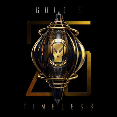 Goldie - Timeless (3xCD deluxe edition)
