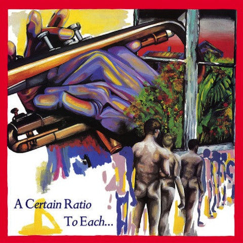A Certain Ratio - To Each... (LP, red vinyl)