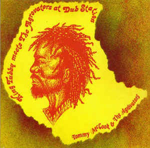 Tommy McCook & The Agrovators - King Tubby Meets The Agrovators At Dub Station (LP)