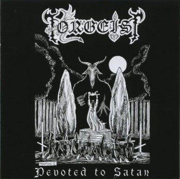 Torgeist - Devoted To Satan CD