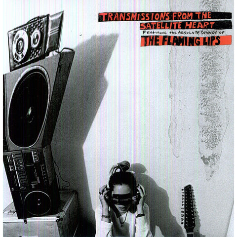 The Flaming Lips - Transmissions From The Satellite Heart (LP, ash grey vinyl)