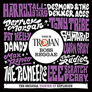 Various Artists - This Is Trojan Boss Reggae (2xCD)