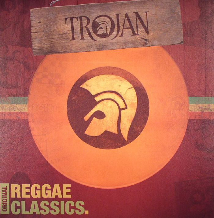 Various Artists - Trojan: Original Reggae Classics (LP)