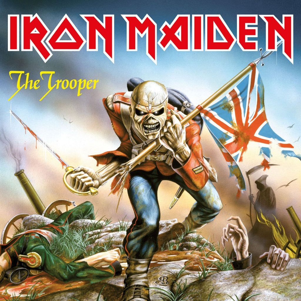 Iron Maiden - The Trooper 7""