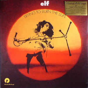 Elf - Trying To Burn The Sun LP (180g 'Burning Sun' vinyl)