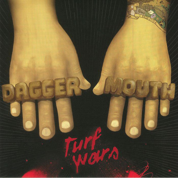 Daggermouth - Turf Wars (LP, picture disc)