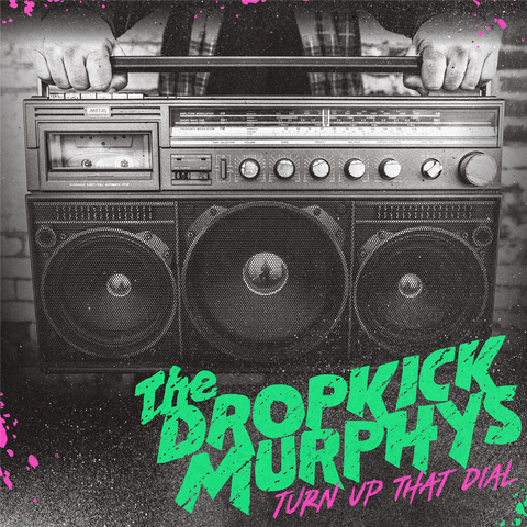 Dropkick Murphys - Turn Up That Dial (LP, gold vinyl)
