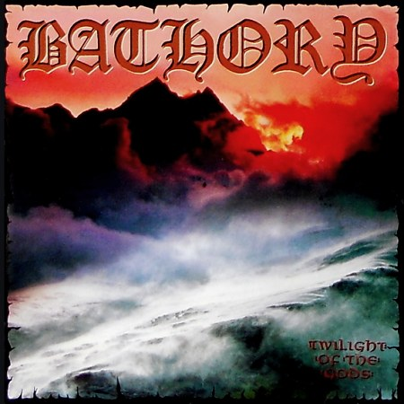 Bathory - Twilight Of The Gods (2xLP)