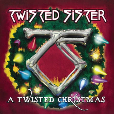 "Twisted Sister - A Twisted Christmas (Green 12"" LP)"