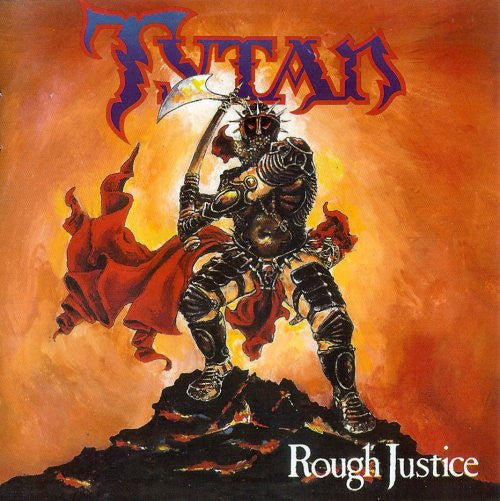 Tytan – Rough Justice (CD)