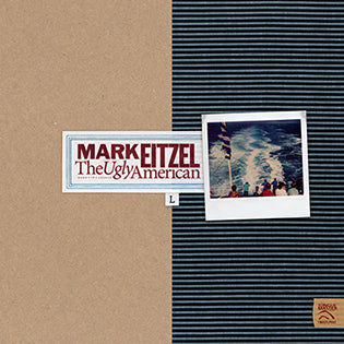 Mark Eitzel - The Ugly American (LP)