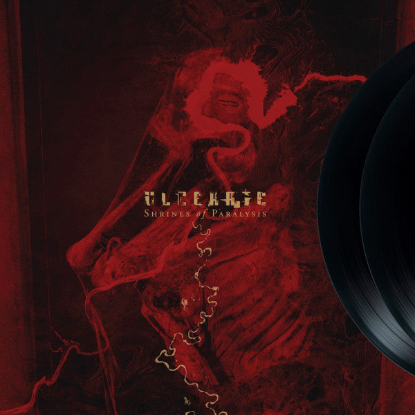 Ulcerate - Shrines Of Paralysis (2xLP)