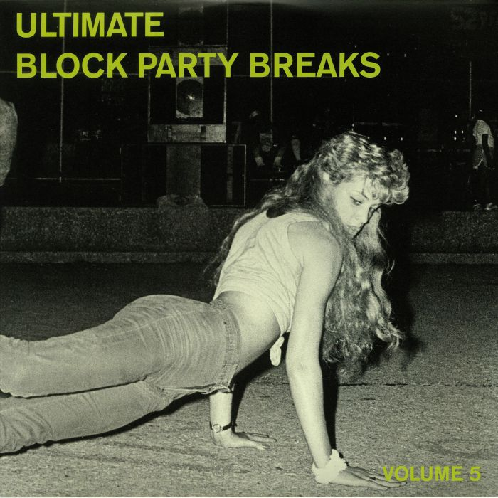 Paul Nice - Ultimate Block Party Breaks Volume 5 (LP)