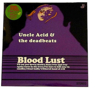 Uncle Acid And The Deadbeats - Blood Lust (LP)