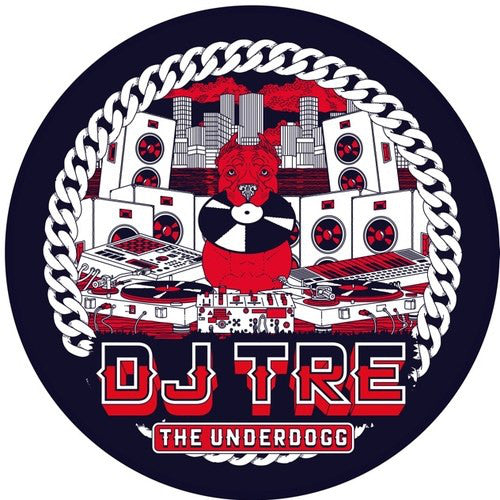"DJ Tre - The Underdogg (12"")"