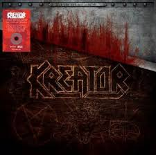 Kreator - Under The Guillotine: The Noise Records Anthology (2xLP,  grey & pink splattered vinyl)