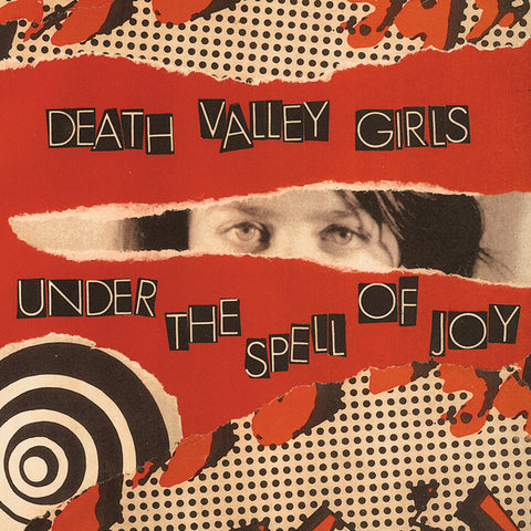 Death Valley Girls - Under The Spell Of Joy (LP, gold vinyl)