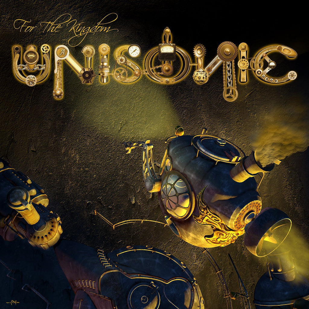 Unisonic - For The Kingdom CD