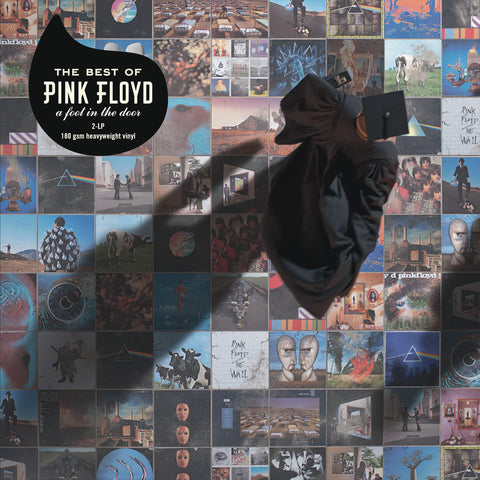 Pink Floyd - The Best of Pink Floyd: A Foot In The Door (2xLP, 180g Heavyweight Vinyl)