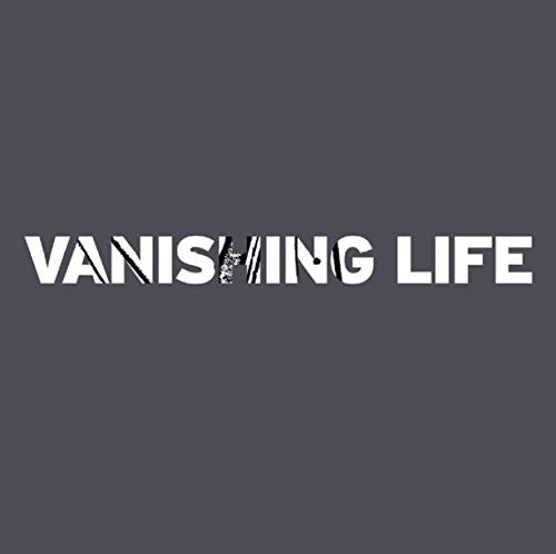 Vanishing Life - People Running / Vanishing Life (Black Vinyl) 7""