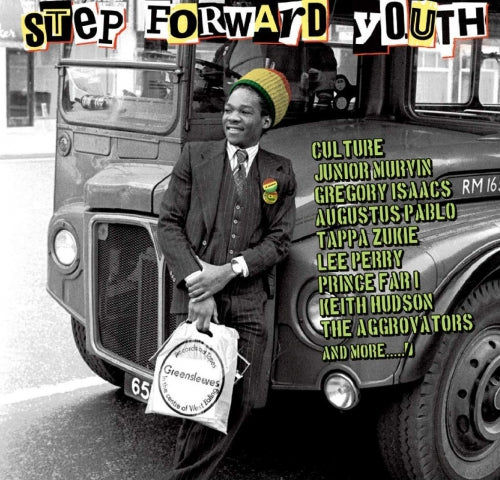 Various Artists - Step Forward Youth (LP)