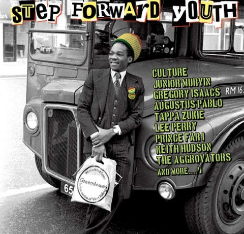 PREORDER - Various Artists - Step Forward Youth (LP)