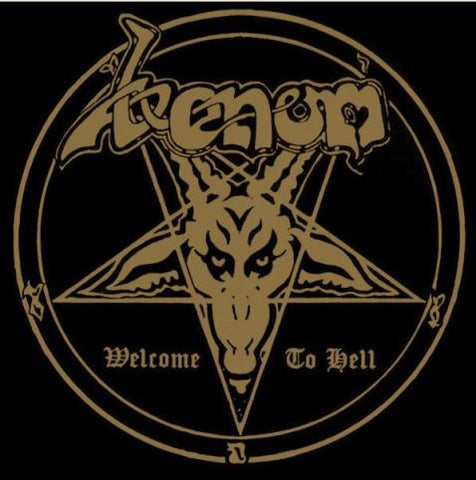 Venom - Welcome To Hell 2xLP (red vinyl)