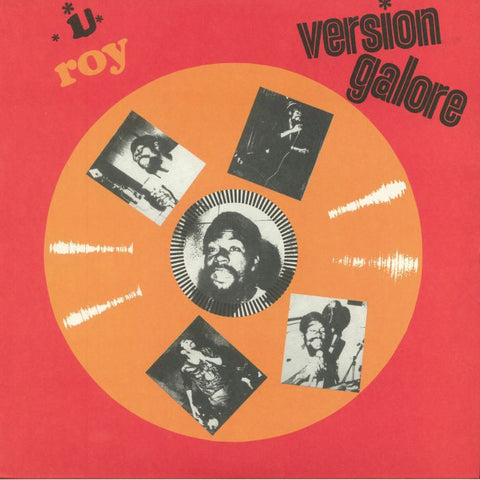 U-Roy - Version Galore (LP, orange vinyl)