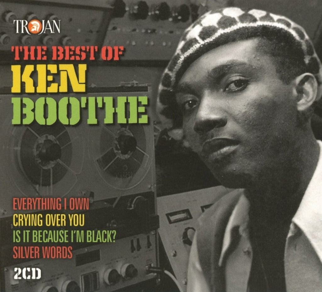 Boothe, Ken - Very Best Of 2xCD