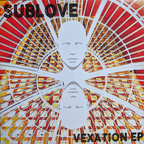 "Sublove - Vexation EP (12"")"