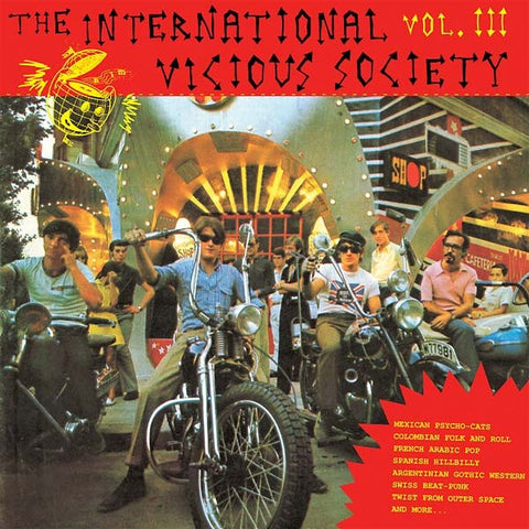 Various Artists - The International Vicious Society Vol. 3