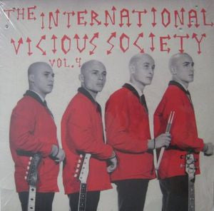 Various Artists - The International Vicious Society Vol. 4