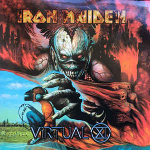 Iron Maiden - Virtual XI (2xLP)