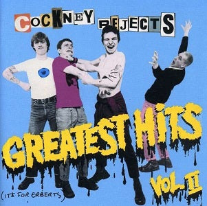 Cockney Rejects - Greatest Hits Vol. II (LP)