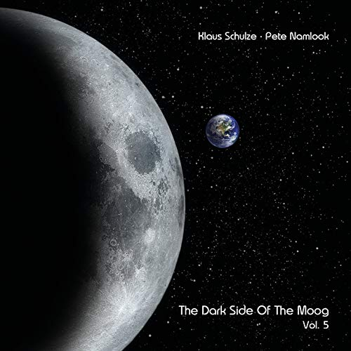 Klaus Schulze • Pete Namlook - The Dark Side Of The Moog Vol 5 (2xLP)