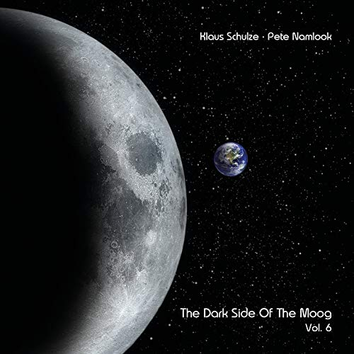 Klaus Schulze • Pete Namlook - The Dark Side Of The Moog Vol 6 (2xLP)