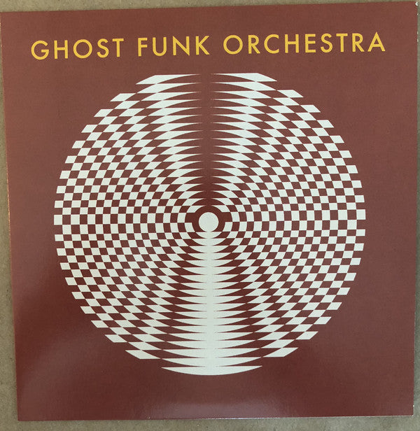 "Ghost Funk Orchestra - Walk Like A Motherfucker (7"", gold  vinyl)"