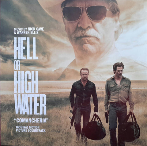 Nick Cave & Warren Ellis - Hell Or High Water (OST) (LP, 180gm)