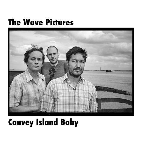 "Wave Pictures, The - Canvey Island Baby (10"")"