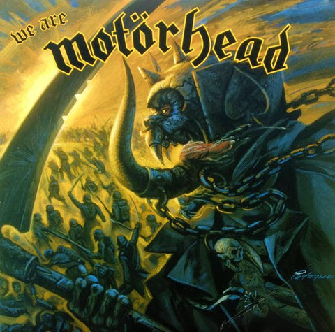 Motörhead - We Are Motörhead (LP)