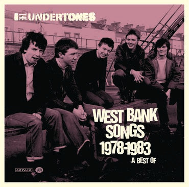 The Undertones - West Bank Songs 1978-1983: A Best Of (2xLP, purple and white vinyl)
